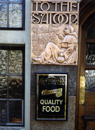 The Blackfriar,  Queen Victoria St, 1992TQ3180-014