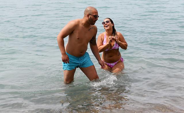 Fun in the Water!