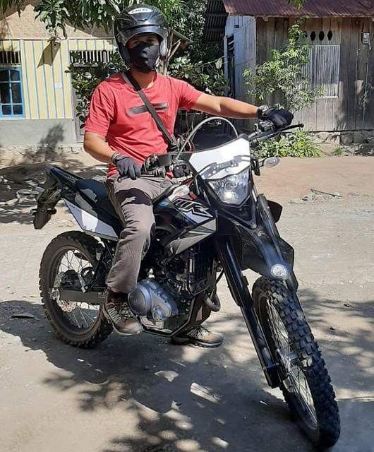 Klemens Jimi Madi Resi - Konsumen WR 155R Nusa Tenggara Timur