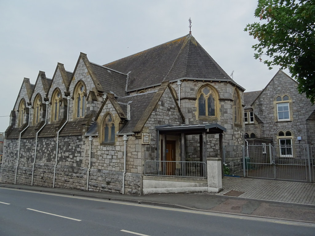 Church of Our Lady and St Patrick and adjoining Presbytery,Teignmouth Devon (MDV29563)