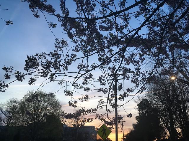 April 1 Sunrise 2018