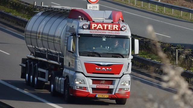 NL - Pater MAN TGX XLX