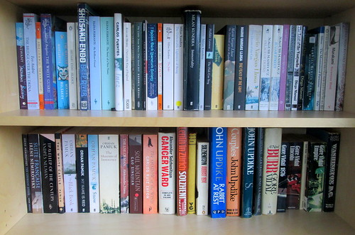 Translated Fiction Bookshelves 1