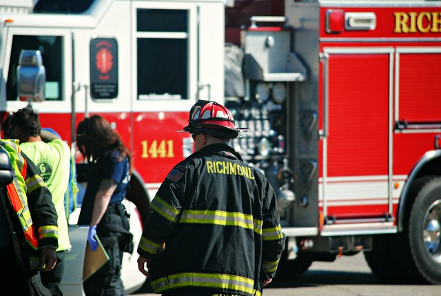 Richmond, Illinois Vehicle accident 6/11/2020. Routes 12 & 173