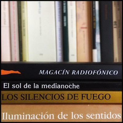 Magacín radiofónico en estado de alarma 12.6.20 #yomequedoencasa #frenarlacurva #haikusdestanteria #quedateencasa