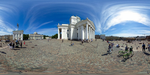 360° | Helsinki Cathedral