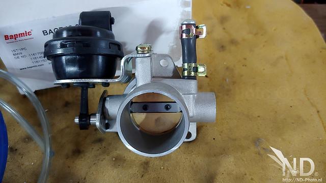 Mini Cooper S R53 JCW Compressor Bypass Valve