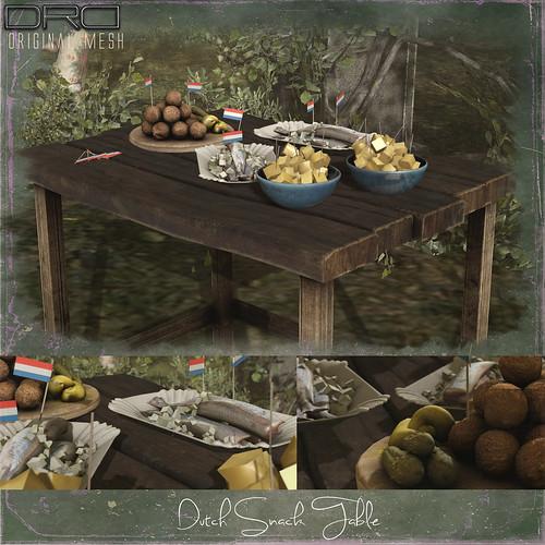 Group Gift Dutch snacks