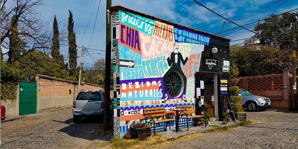Street Art - San Miguel de Allende