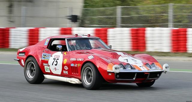 Chevrolet Corvette L88 Stingray C3 Le Mans