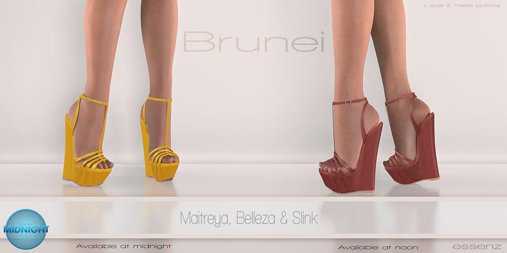 Essenz – Brunei (Midnight Madness)