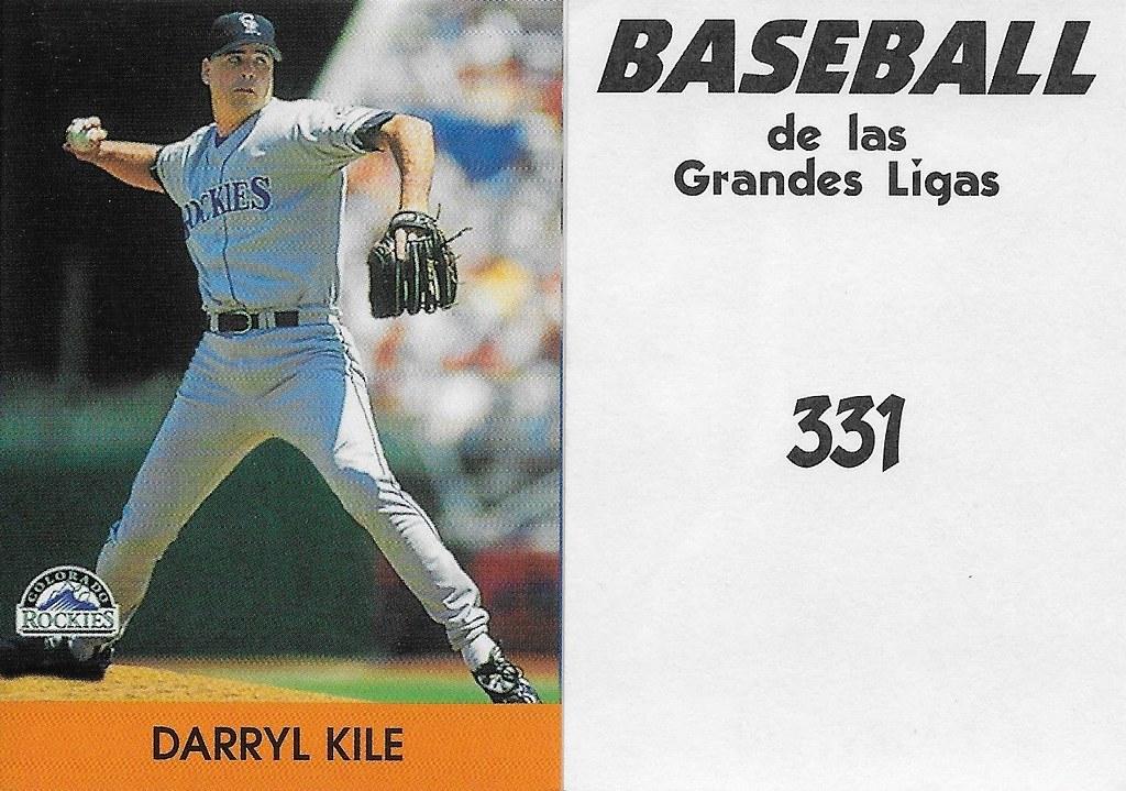 2000 Venezuelan - Kile, Darryl