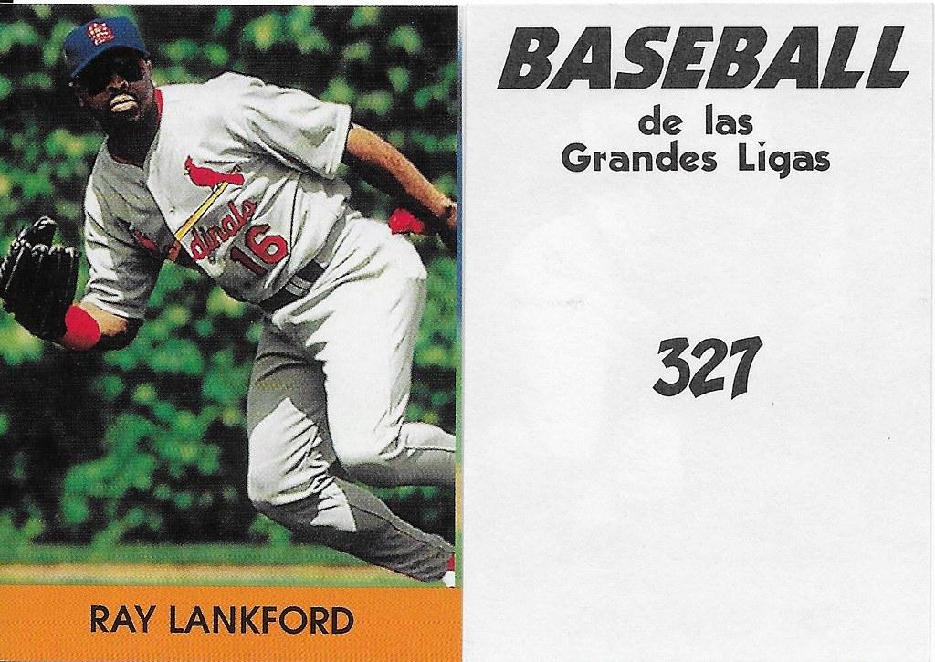 2000 Venezuelan - Lankford, Ray