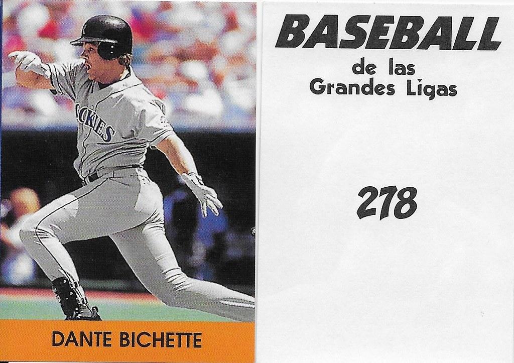 2000 Venezuelan - Bichette, Dante
