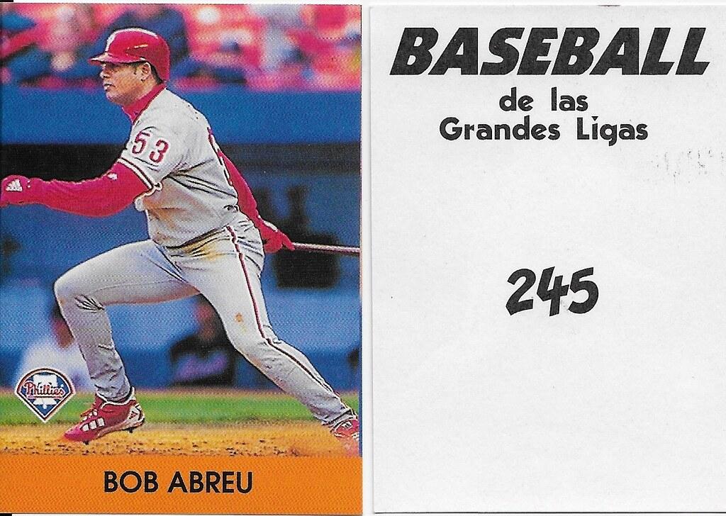 2000 Venezuelan - Abreu, Bobby