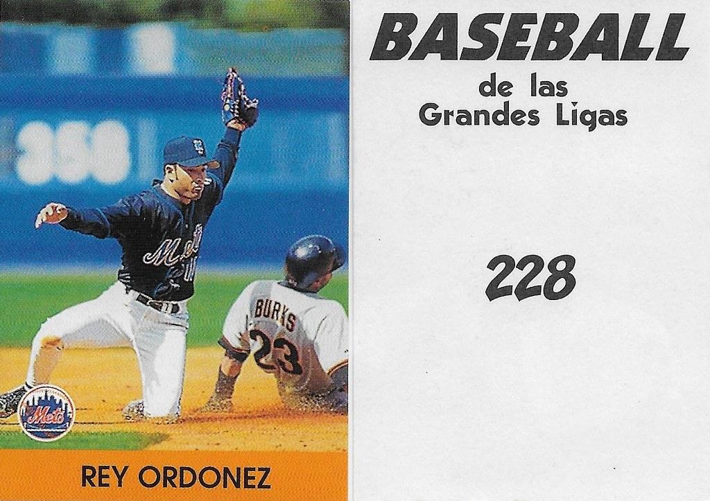 2000 Venezuelan - Ordonez, Rey