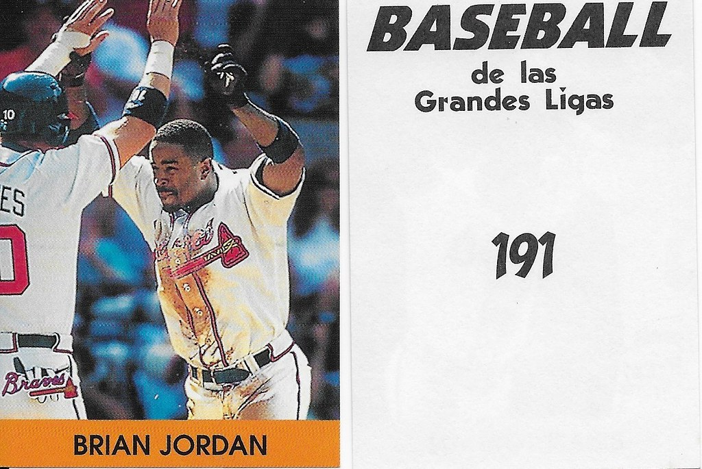2000 Venezuelan - Jordan, Brian