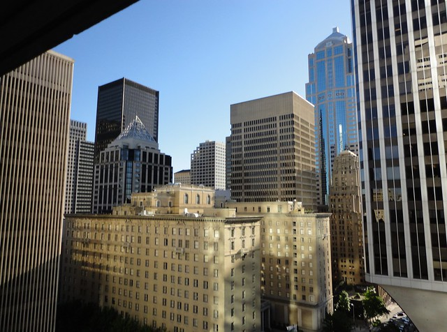 Downtown Seattle - 2012