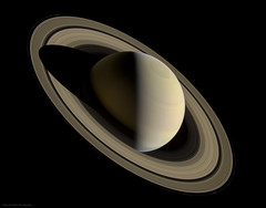 Beautiful Saturn