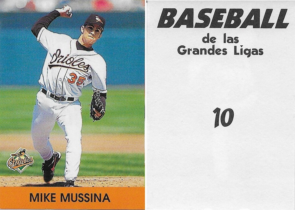 2000 Venezuelan Mussina, Mike