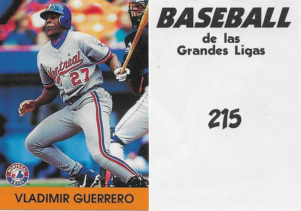 2000 Venezuelan Guerrero, Vladimir