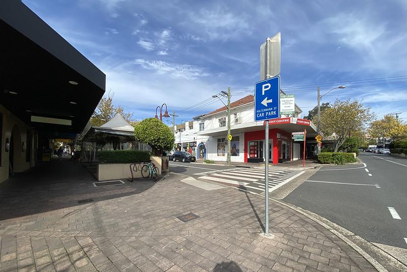 Holtermann Street