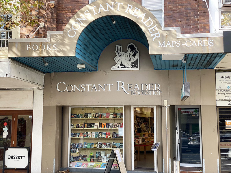 Constant Reader