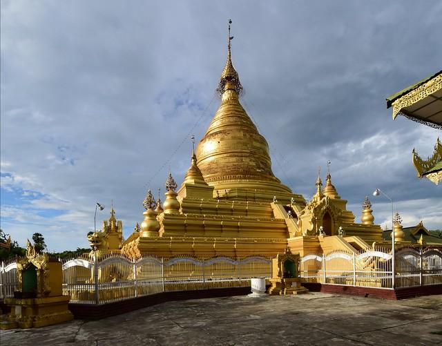 Kuthodaw Paya, Mandalay, Myanmar 1520