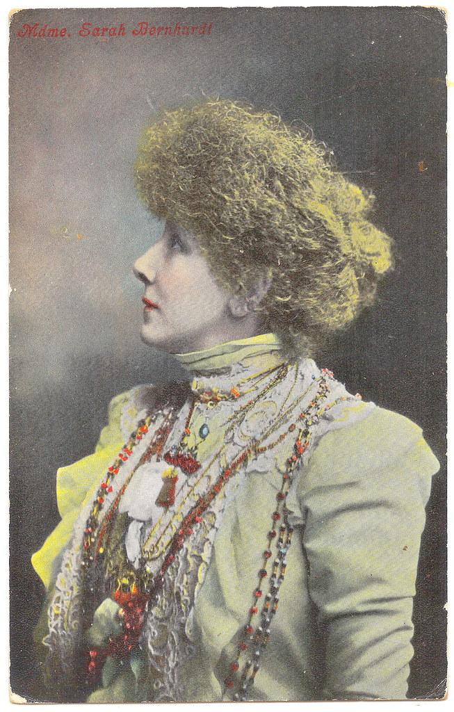 Madame Sarah Bernhardt.  And Her Remarkable Life.