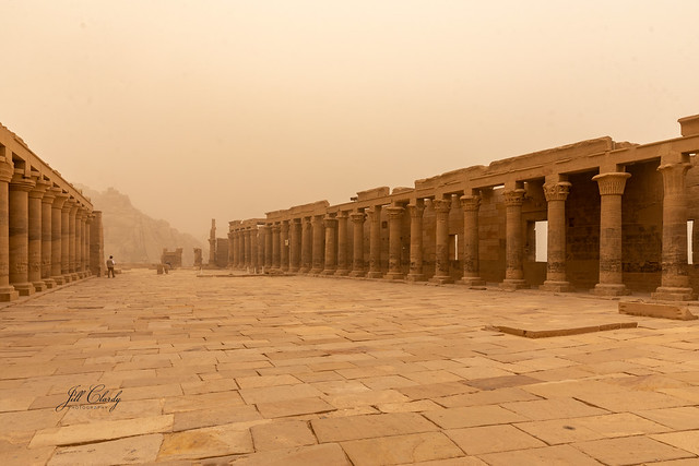 Armchair Traveling - Temple of Philae, Egypt