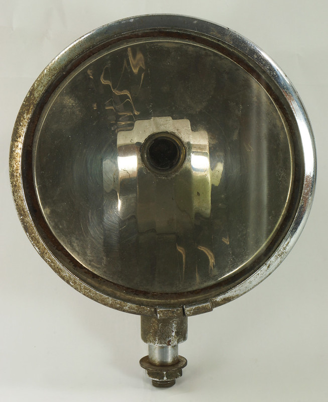 RD24235 Vintage Auto Running Light Sierra Light by Lights Incorporated Los Angeles DSC07772
