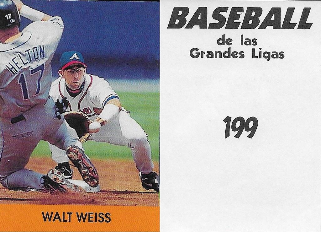 2000 Venezuelan Weiss, Walt