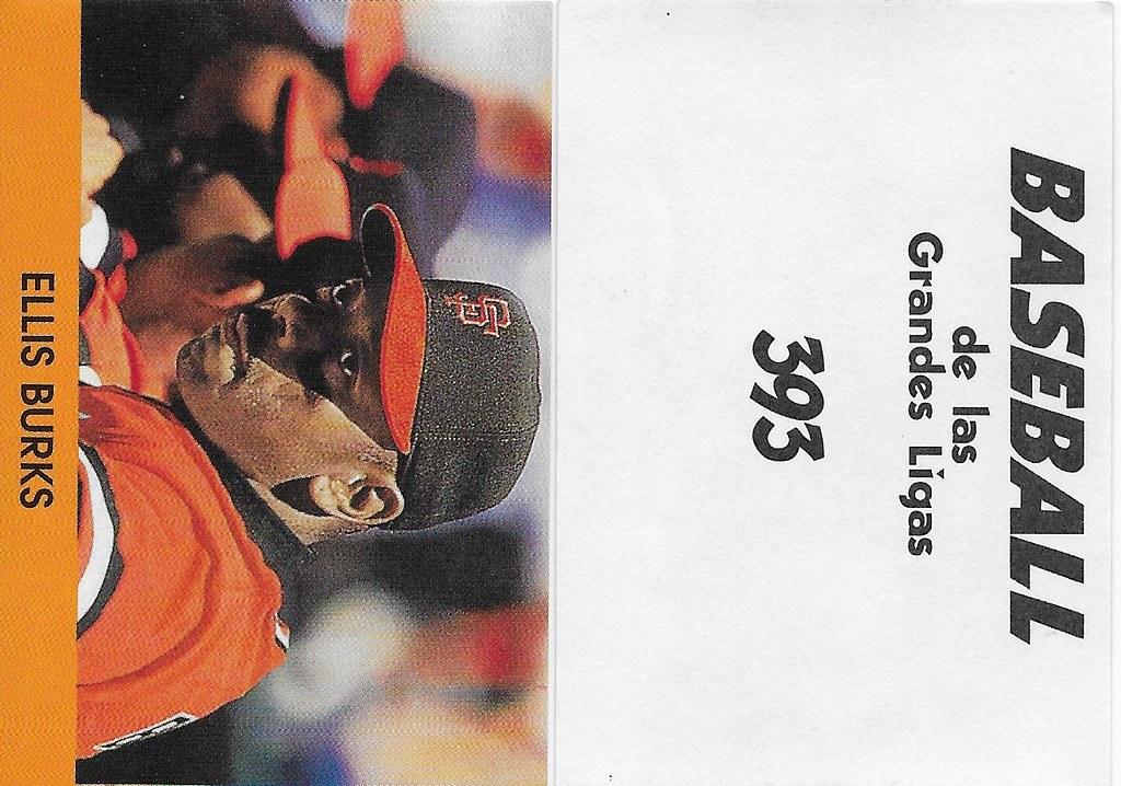 2000 Venezuelan - Burks, Ellis