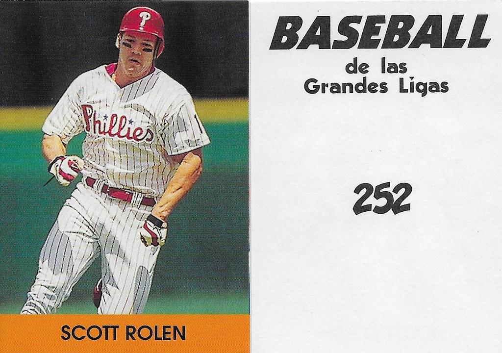 2000 Venezuelan - Rolen, Scott