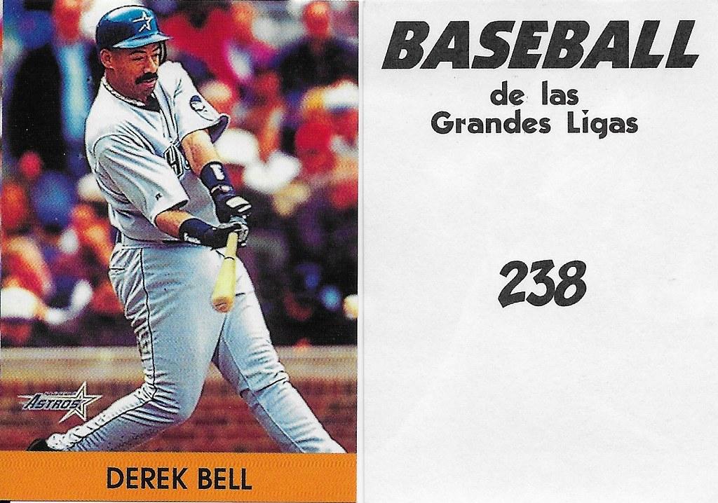 2000 Venezuelan - Bell, Derek
