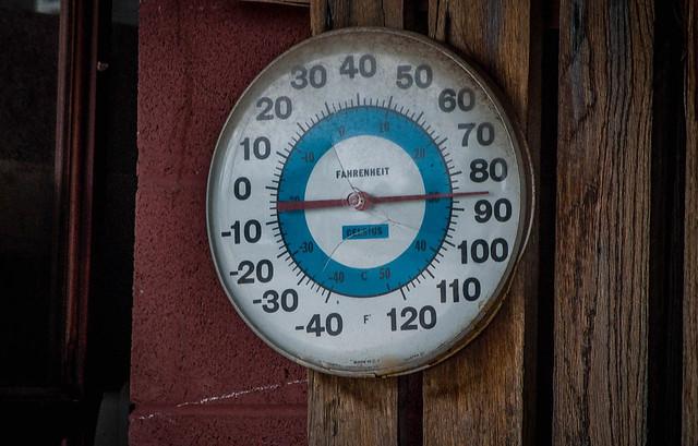 Getting Warmer