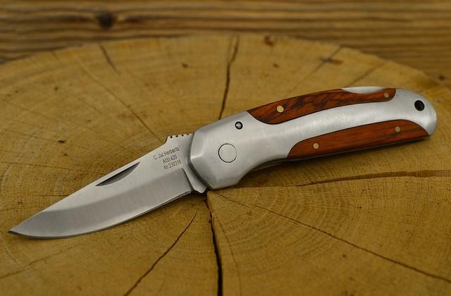 Herbertz pocket knife