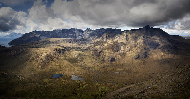 Black Cuillin - Explore 140620