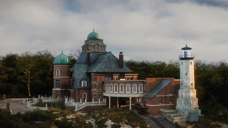 Artemis Fowl House