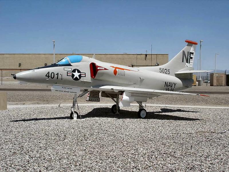 Douglas A-4F Skyhawk 1