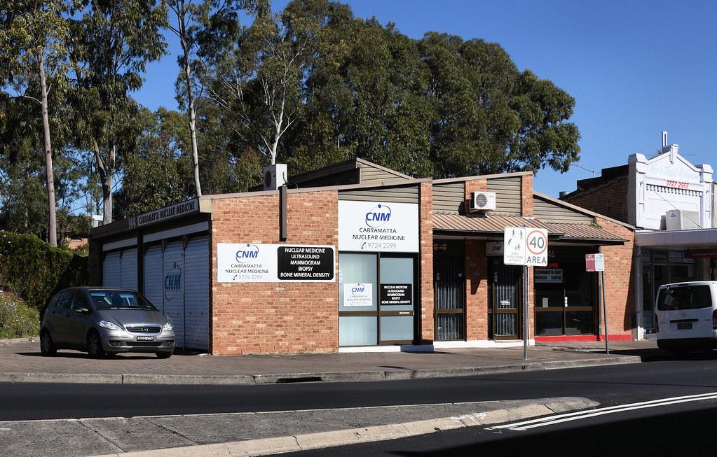 Nuclear Medicine, Cabramatta, Sydney, NSW.