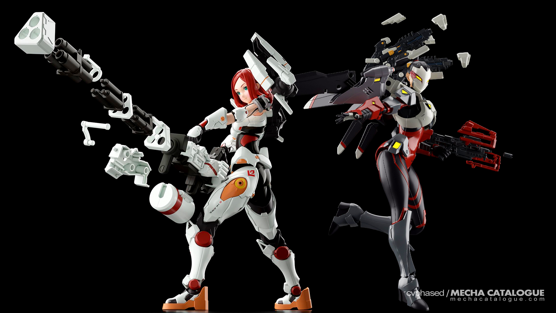 "Tencent Games ✕ Bandai Spirits: Figure-rise Standard ""Ace Force"""