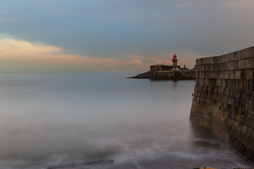 water pier sea sunset sky coast lighthouse ocean outdoors evening outdoor building architecture noperson tower atmosphericphenomenon beacon waterfront horizon dunlaoghaire dublin landscape seascape tide waves motionblur