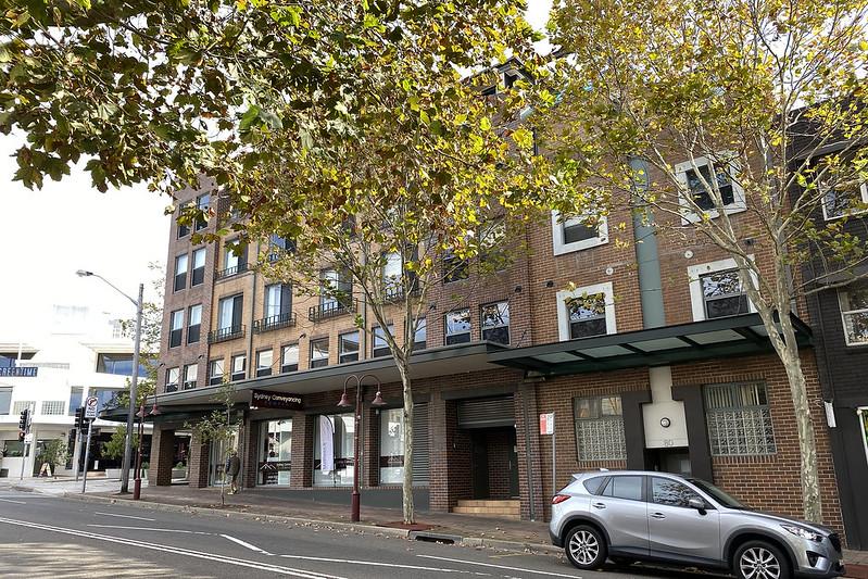 Alexander Street apartments