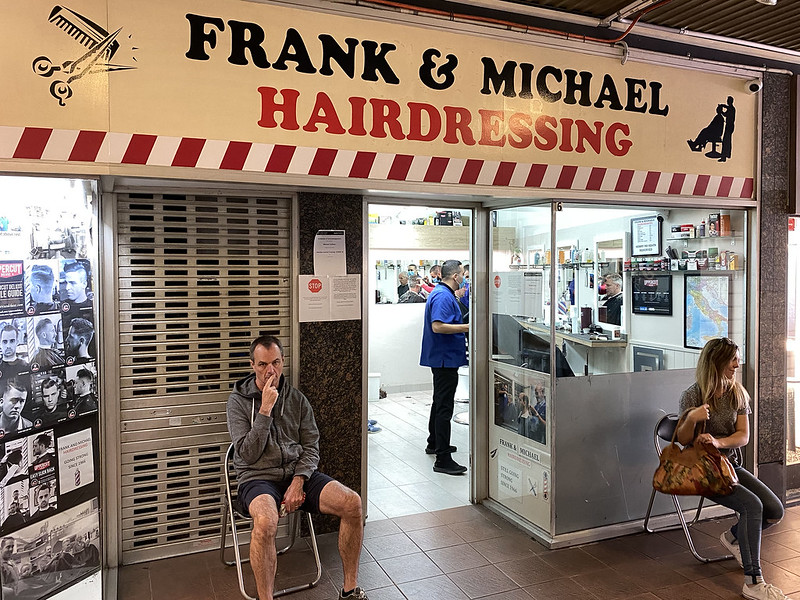 Frank and Michael Hairdressing