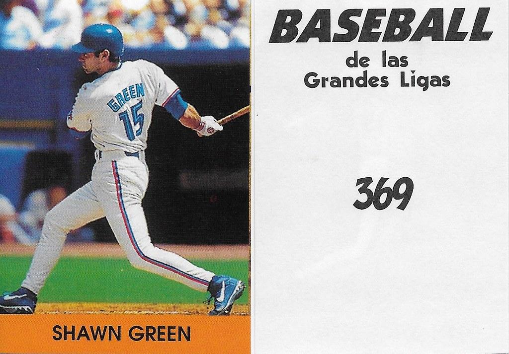 2000 Venezuelan - Green, Shawn