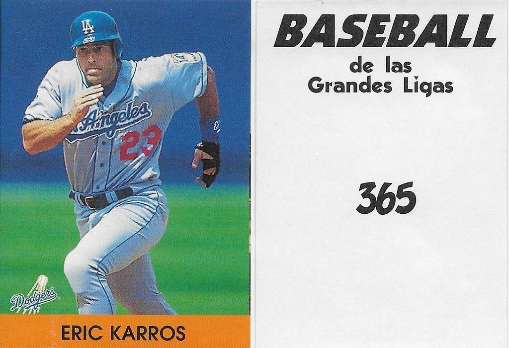 2000 Venezuelan - Karros, Eric
