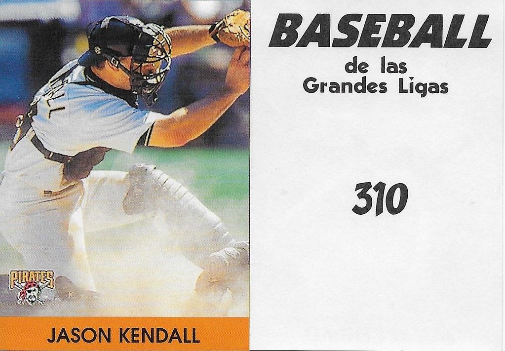 2000 Venezuelan - Kendall, Jason
