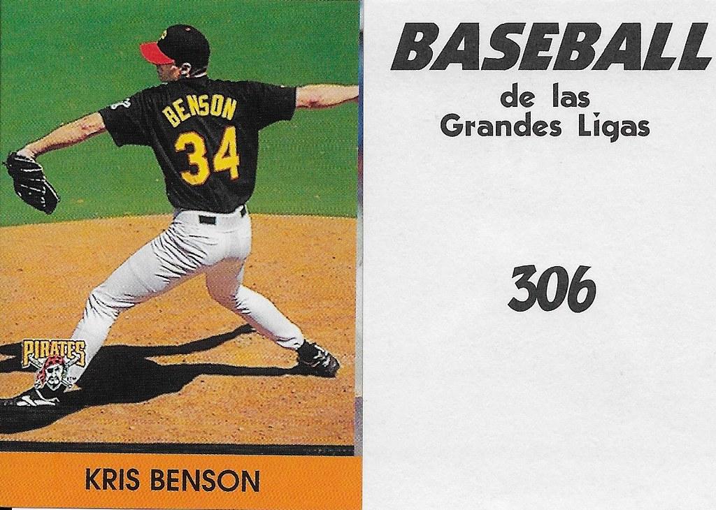 2000 Venezuelan - Benson, Kris