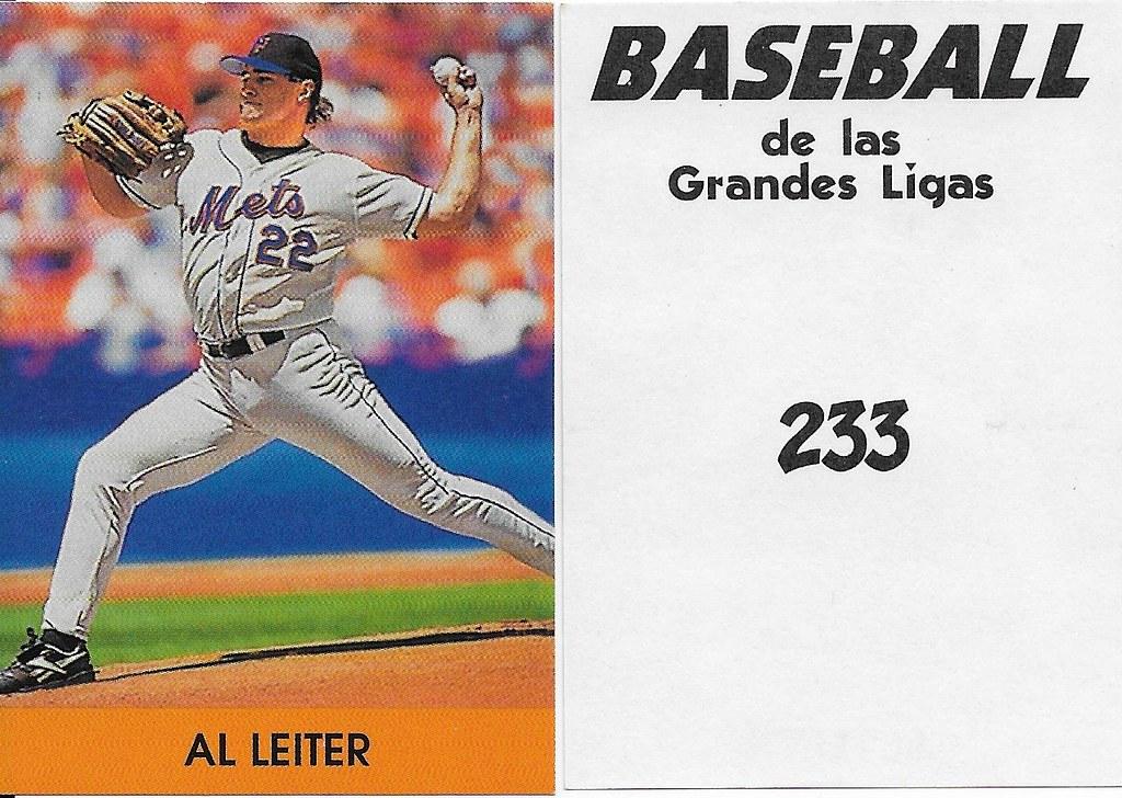 2000 Venezuelan - Leiter, Al